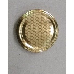 Capac metalic cu filet diametru 66