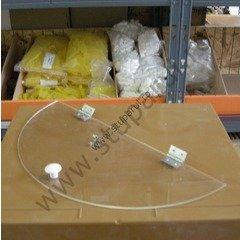 Capac transparent centrifuga 3 rame Stuparul.Ro diametru 510mm