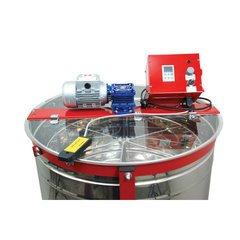 Centrifuga apicola radiala inox 30 / 18 rame electrica 220V actionare superioara semiautomata Lyson