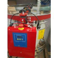 Centrifuga apicola reversibila inox 4 rame cuib electrica 12V / 220V Lyson