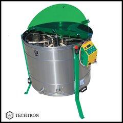 Centrifuga apicola reversibila inox 6 rame cuib electrica 220V/12V Techtron