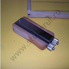 Ondulator sarma profesional maner lemn