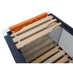 Rama lemn insarmata, asamblabile cate doua, Quadri-Hive