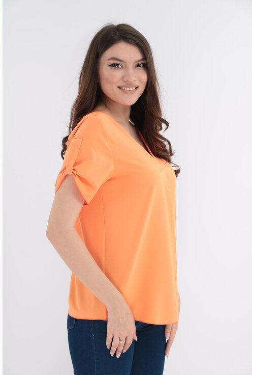 Bluza uni orange